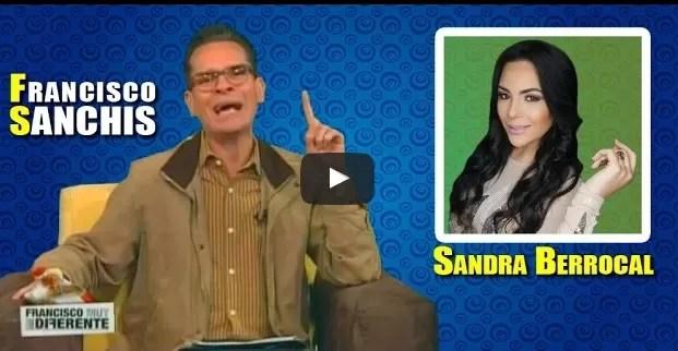 """De Francisco Sanchíz a Sandra Berrocal """"Hay que respetar el término comunicadora"""""""