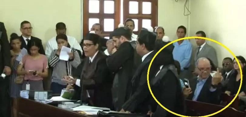 Video: La seña de Franklin Guerrero al padre Manuel Ruíz