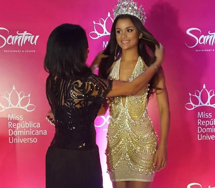 Magali Febles dice que más 4 millones dan como favorita a la Miss Dominicana