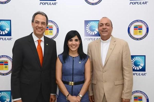 José Mármol, Mariel Bera y José Núñez