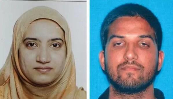Pareja musulmana