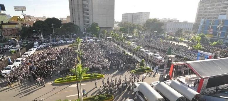 Lanzan 16,200 policías y militares a las calles