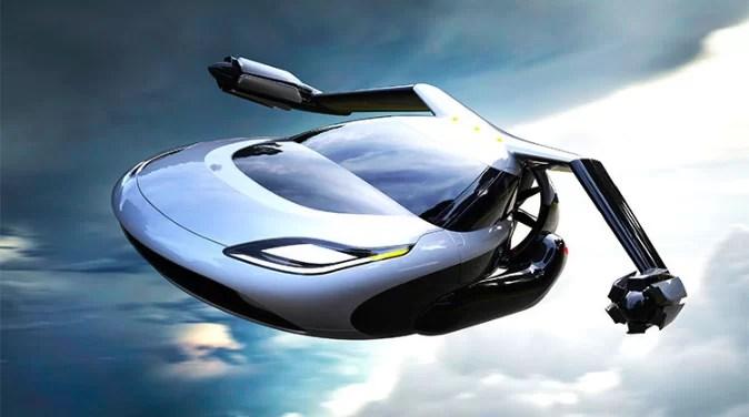 EE.UU. autoriza las pruebas del primer carro volador