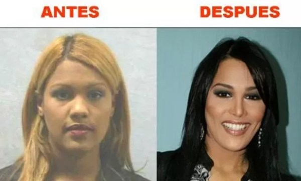 Famosos antes y despu s en la far ndula dominicana for Ultimas noticias dela farandula