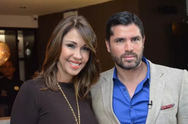 Mariasela y Eduardo
