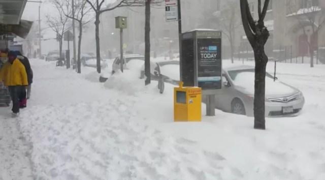87th Street y St. Nicholas, New Yok, NY. Foto: twitter.com/cardenaldem