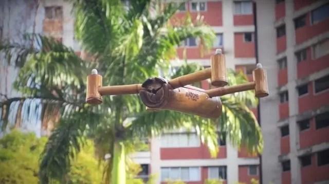 bambudrone