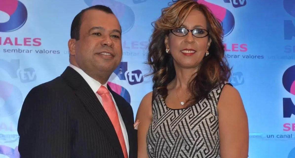 """Euri Cabral y su esposa publicarán libro """"Matrimonios sanos y felices"""""""