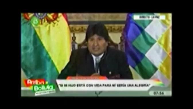 La novela de Evo Morales se pone buena…