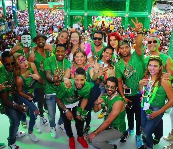 Invitados carnaval