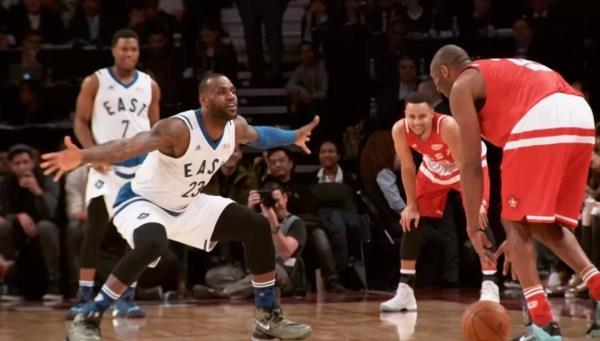 Lebron y Kobe