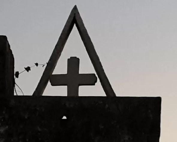 Muerte cruz