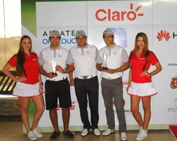 Ganadores Golf Claro