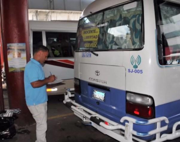 Guagua transporte