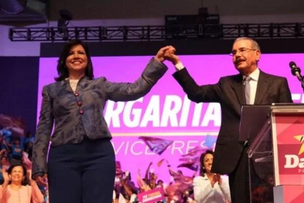 Margarita y Danilo