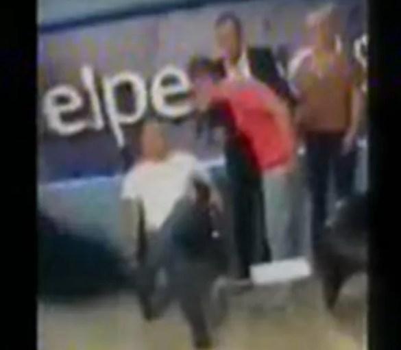ministro golpeado