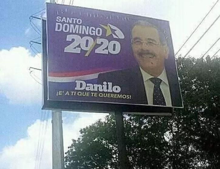 Danilo Medina 2020