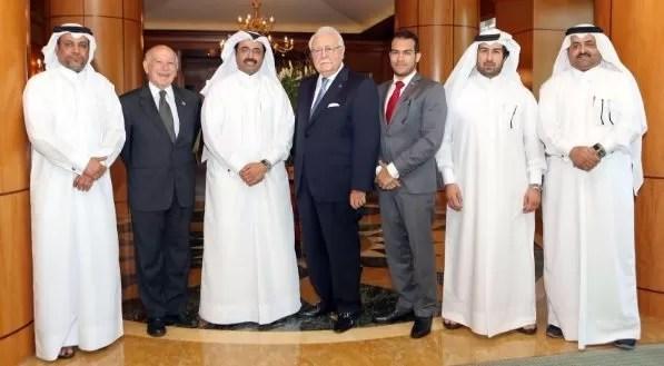 Ministros de Qatar