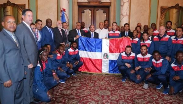 Atletas dominicanos