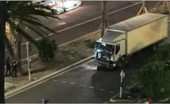 Camion Francia