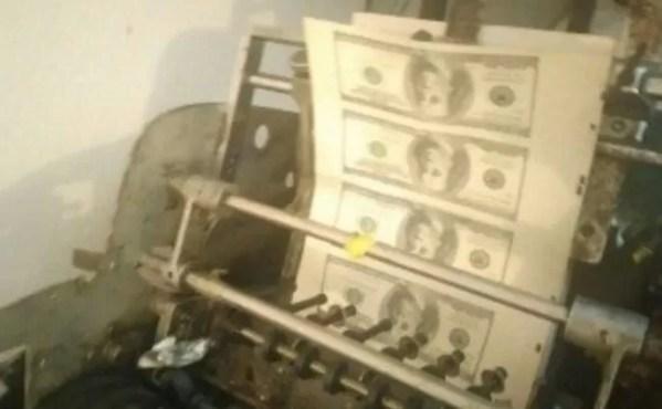 Maquina dolares