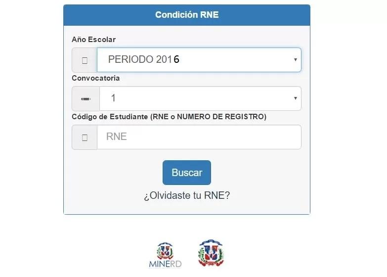 Resultados Pruebas Nacionales 2016