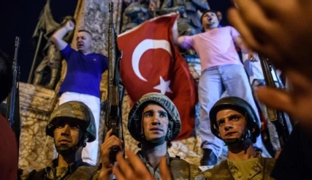 Foto: AFP/ Ozan Kose