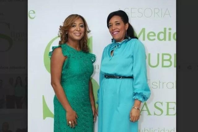 Irene Morillo y Julissa Rumaldo