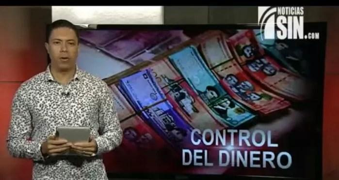 Control del Dinero