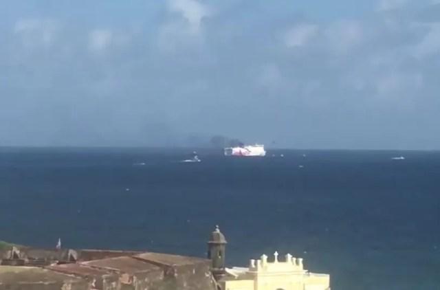 Ferry Puerto Rico