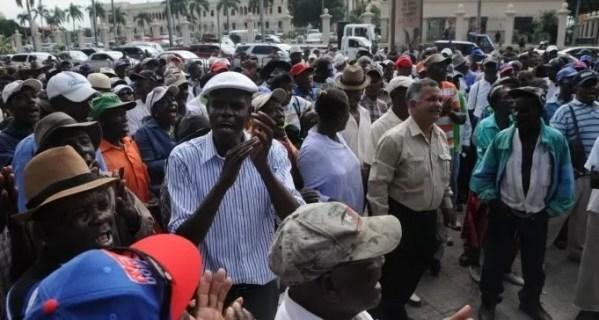 Haitianos chile