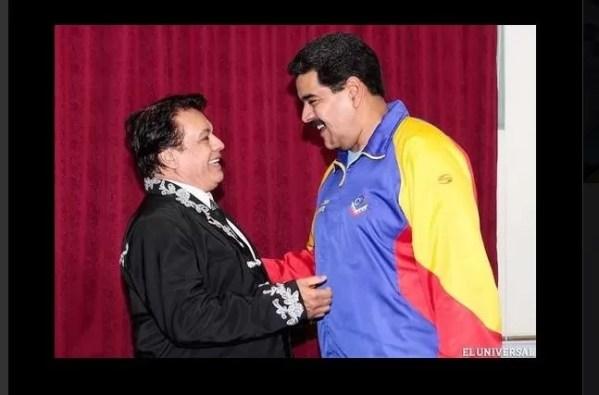 Maduro y juanga