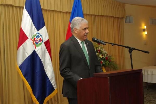 Miguel Vargas haiti