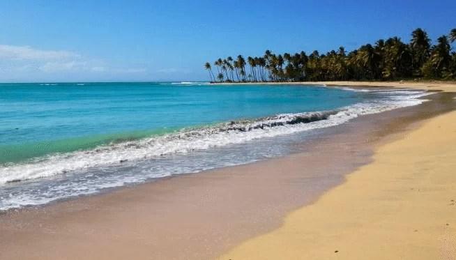 Playa Costa Esmeralda ¡un tesoro escondido !