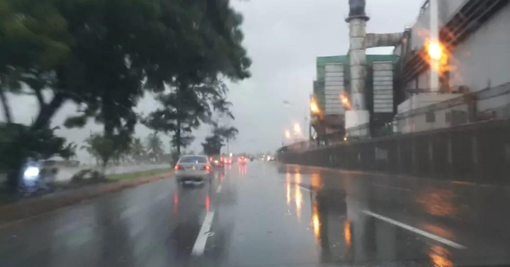 Meteorología anuncia lluvias débiles para el fin de semana |