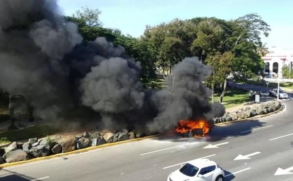 carro-incendio