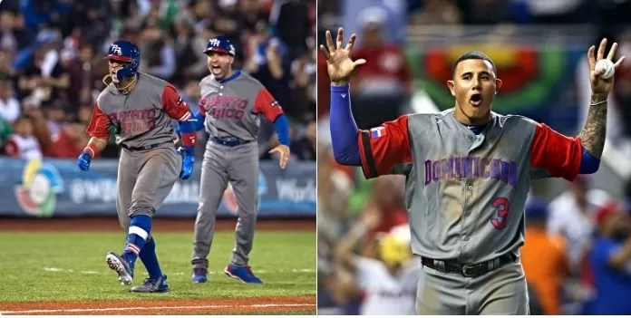 República Dominicana Vs Puerto Rico Clásico Mundial 2017 en vivo