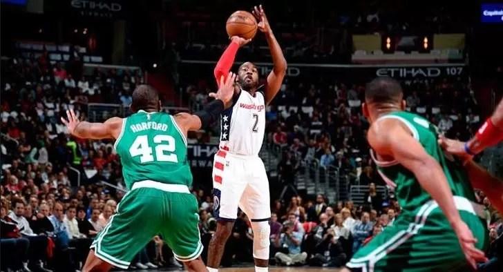 Wizards vencen a Celtics y empatan la serie del Este a tres triunfos por bando