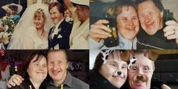La historia conmovedora de la pareja con síndrome de down que llevan 22 años casados