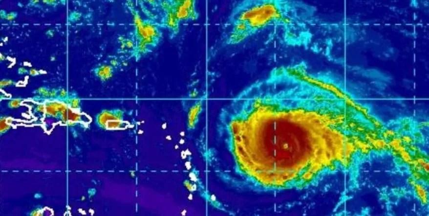 Huracán Irma aumenta a categoría 4; Florida declara estado de emergencia