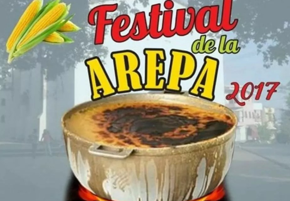 Festival de la Arepa se celebra este fin de semana en San Carlos