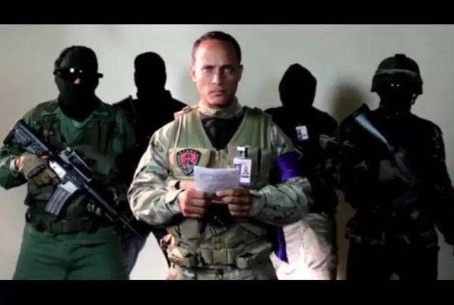 Oscar Pérez, protagonista de una historia de película con final fatal