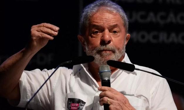 """Lula da Silva: """"Cuanto más me persiguen, más subo en sondeos"""""""