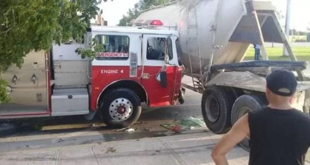 Un bombero muerto y 3 heridos tras accidente en Punta Cana