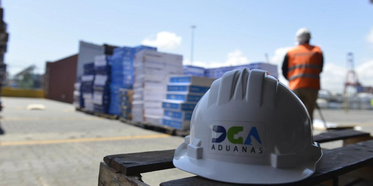 DGA despacha 2,263 contenedores en 24 horas