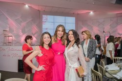 Dafne Guzmán, Mariasela Alvarez e Ingrid Gómez(1)