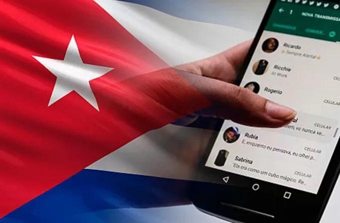 Cuba restringe internet en respuesta a protestas