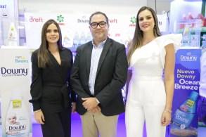 2 - Cristal León, Alejandro Vargas y Nicolina Pérez