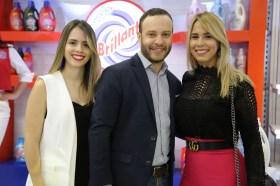 4 - Karina González, Junior Rosa y Mayelinne Lluberes