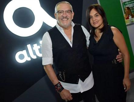 Raul Grisanty y Lisa Arzeno